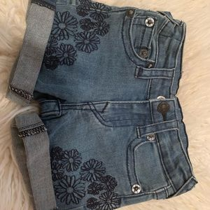 Other - 2T girls True Religion Jean Shorts